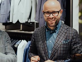 Mr. Vintage – z pasją o modzie męskiej