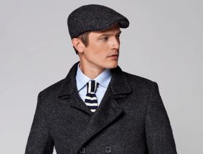 Jak nosić kaszkiet męski? Oto propozycje naszego stylisty!