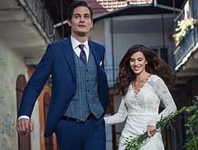 Męska moda ślubna 2020. Trendy i inspiracje