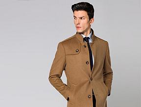 Jak dobrać płaszcz męski? Krótkie płaszcze idealne na wiosnę