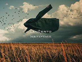 """""""Styl leży w Twojej naturze"""" kolekcja Lancerto&Mr.Vintage AW2020/21"""