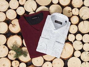 Świąteczny prezent dla mężczyzny: koszula albo sweter