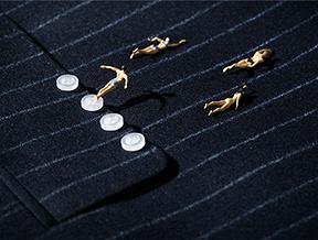 Popularne wzory na odzieży męskiej