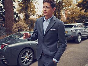 Garnitur: podstawowe kolory. Jakie buty i krawat dobrać do garnituru?