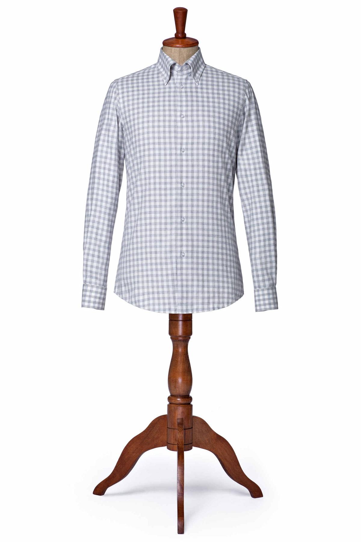 Koszula w Kratę Medway Lancerto KO092218000001.MIXKOLOR