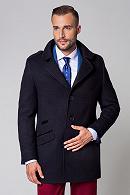 Płaszcz Czarny Alessandro