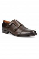 Buty Ciemnobrązowe Hidalgo