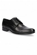 Męskie buty skórzane Dublin marki Lancerto.