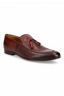 Buty Bordowe Nevis