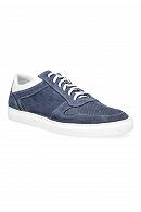 Sneakersy Niebieskie Rush