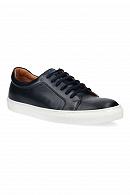 Sneakersy Granatowe Roger