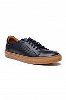 Sneakersy Granatowe Edison