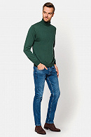 Jeansy męskie jasnoniebieskie Savalas