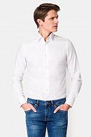 Koszula Biała z Nadrukiem Sandy