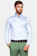 Koszula męska błękitna Maia 2