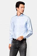 Koszula błękitna w kratę Ramona 2