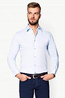 Koszula Niebieska Smart by Lancerto