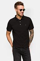 Koszulka Czarna Polo Patrick