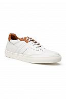 Sneakersy Białe Wicker