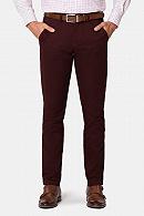 Spodnie męskie brązowe chino Nestor