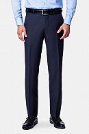 Spodnie męskie business mix granat