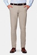 Spodnie męskie jasnobeżowe chino Paul