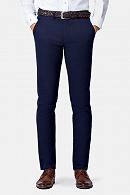 Spodnie Granatowe Chino Mono II