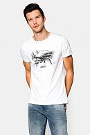 Koszulka Biała Timothy
