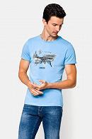 Koszulka Błękitna Timothy