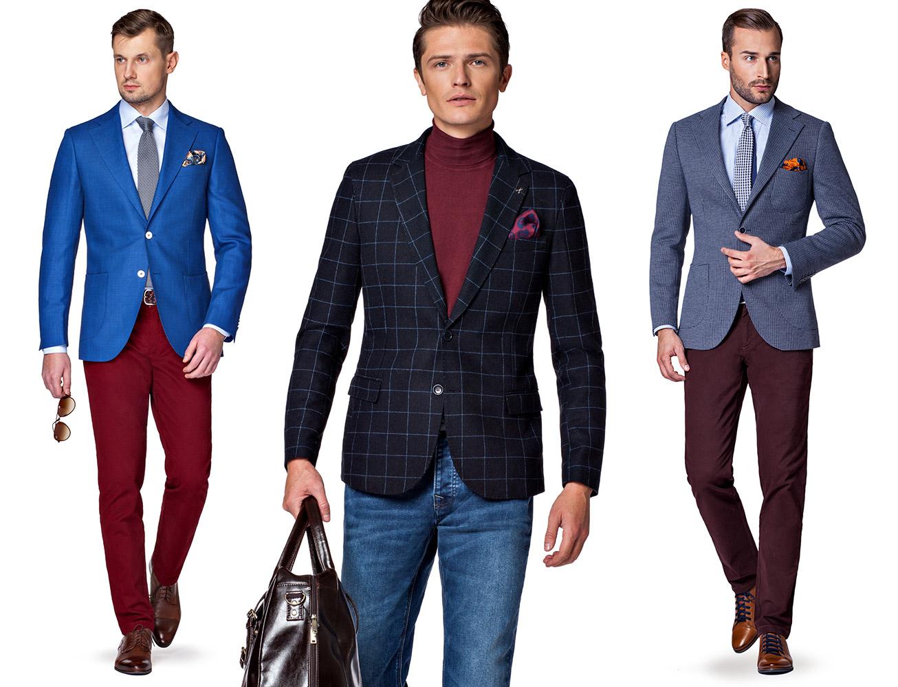 00d0264c37f46 Styl smart casual w modzie męskiej | poradnik lancerto.com