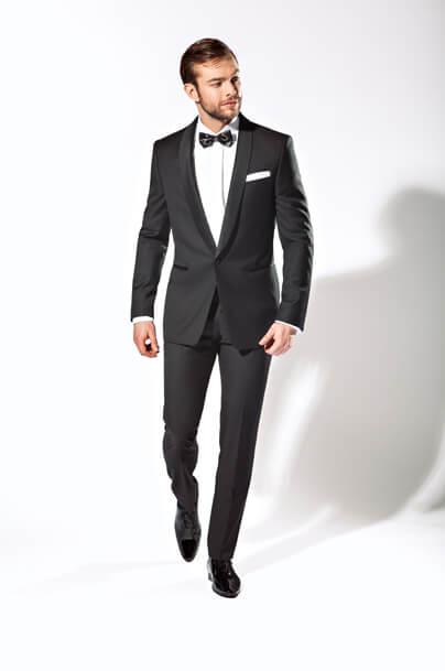 cb0ab69f5de09 Garnitur czy smoking – co wybrać na ślub? | poradnik lancerto.com
